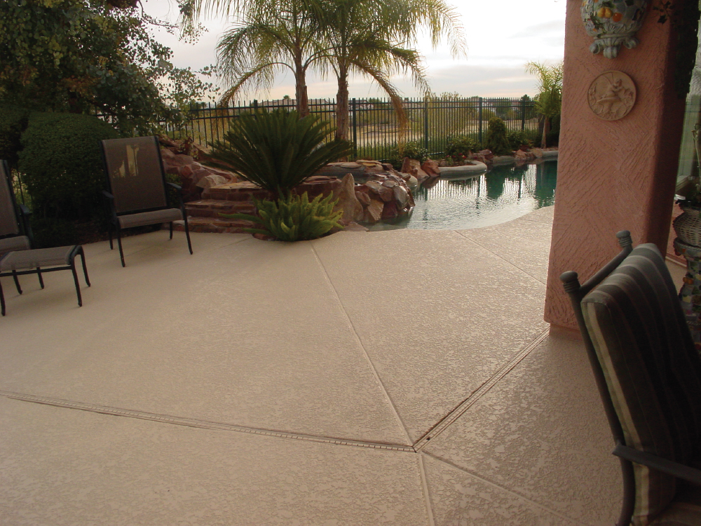 Americrete Concrete Resurfacing Pool Deck Coating