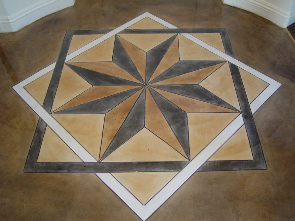 Americrete decorative concrete