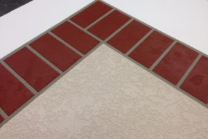 Americrete cements with color seal